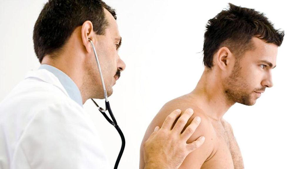 Diga Cateterismo cardiaco en coronariografía